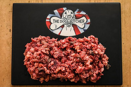 1KG Purely ox mince single protein 80-10-10