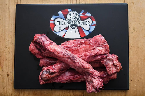 Lamb trachea x5 might have lung attached locally sourced