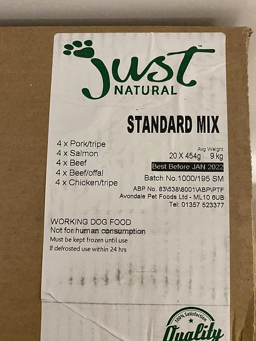 Standard mix