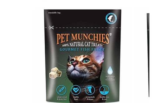 Pet munchies fish