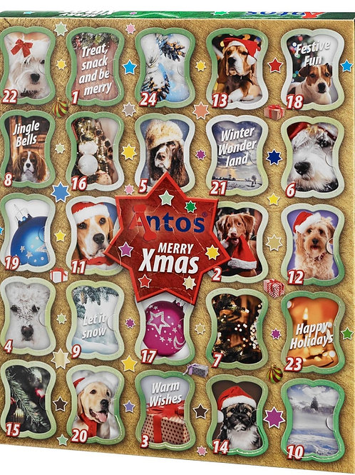 Christmas Doggy Advent Calendars