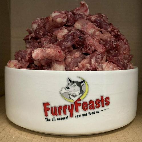 Furry Feasts Standard Meaty Delight Mince 500g