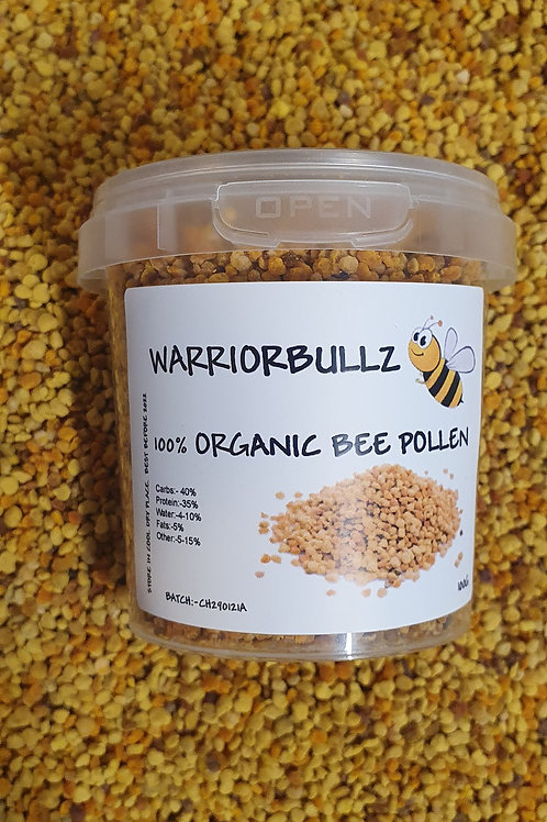 Bee Pollen 100% organic