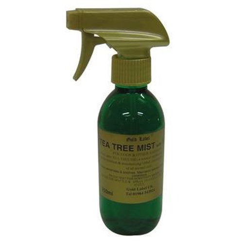 Gold Label Canine Tea Tree Mist with MSM