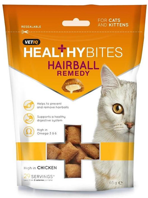 VETIQ Healthy Bites Hairball Remedy for Cats