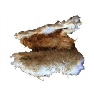 Rabbit skin 25-30 cm approx