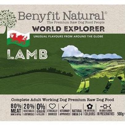 World explorer lamb 500g