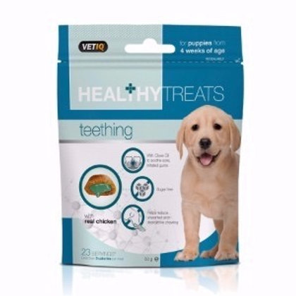 VetIQ Healthy Treats Teething For Puppies  50g