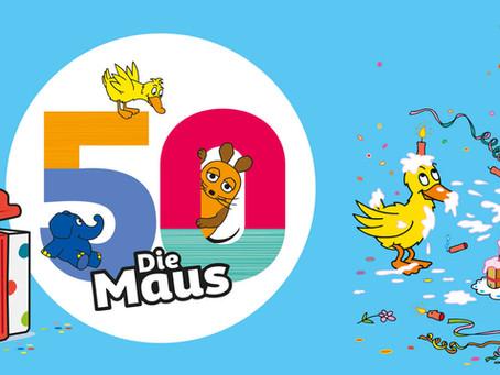 50 Jahre - die maus