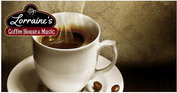 Lorraine's Coffee House & Music Backgrou