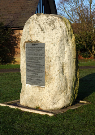 MH 100 monument