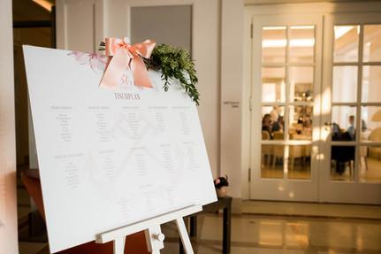 Tableau Sitzplan Hochzeit