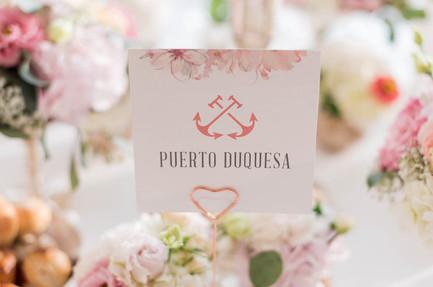 Tischnamen Hochzeit