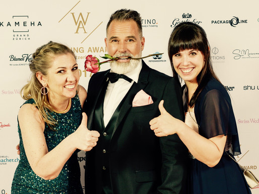 Wedding Award Switzerland 2017