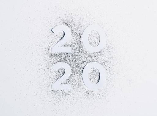 Bekenntnisse zum Schnapszahljahr 2020