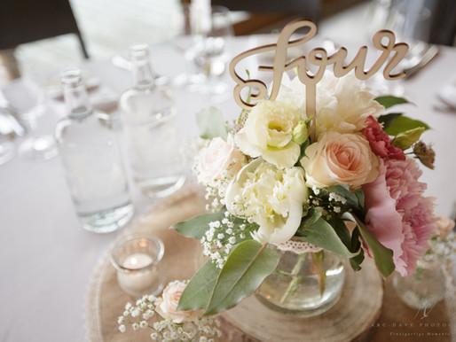 «Dekotipps für die Hochzeit im eigenen Garten»