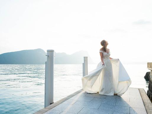 WennEngelheiraten, lacht die Sonne — oder auch nicht