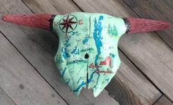 """""""Lake Champlain Region"""" Bull"""