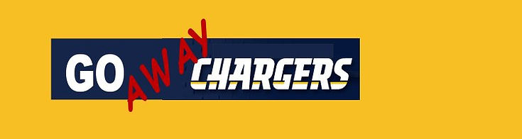 Go Away Chargers, San Diego Chargers, Chargers Stadium