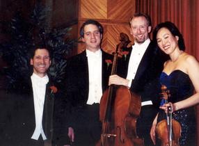 Cathy Cho, Peter Stumpf, Jeremy Denk
