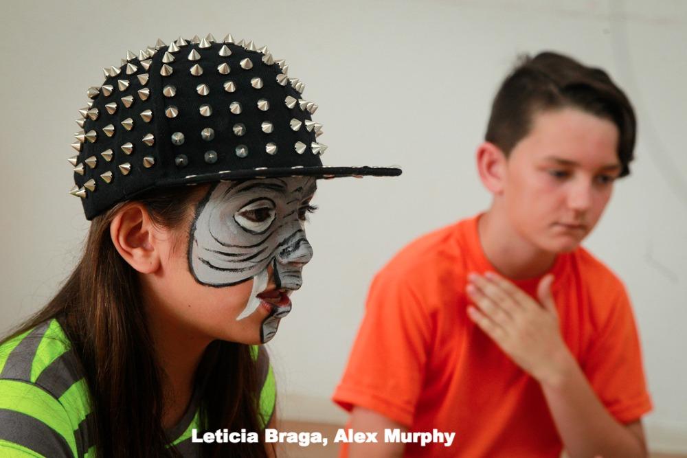 Leticia Braga, Alex Murphy