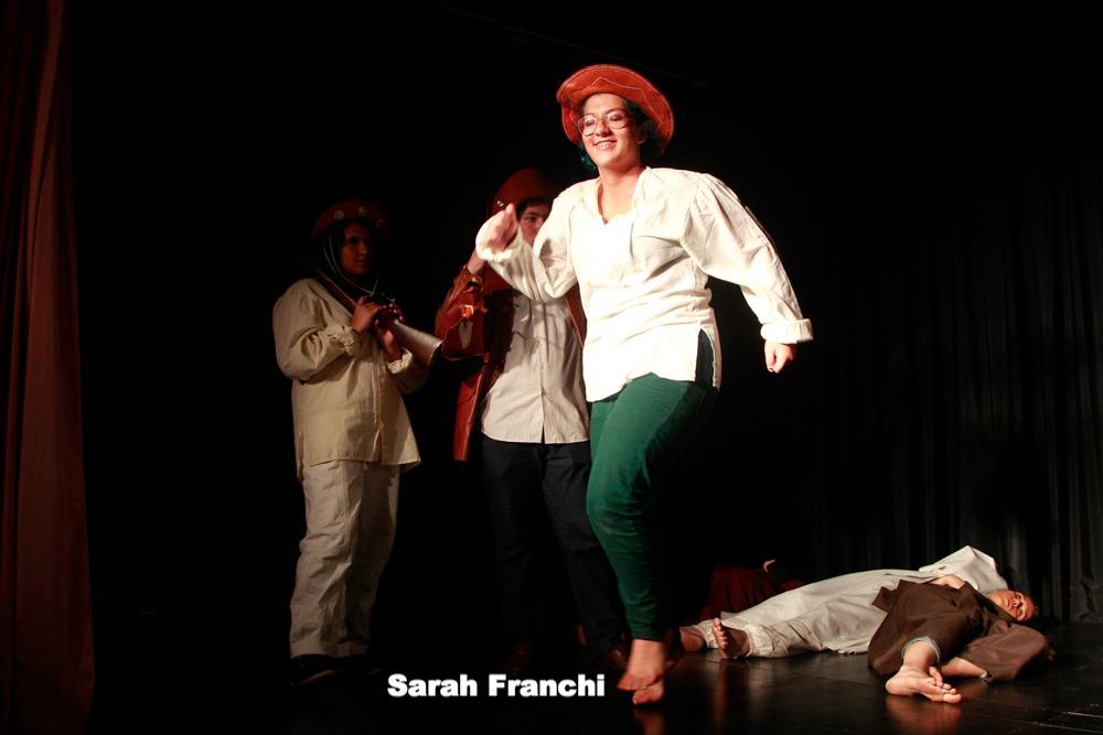 Sarah Franchi