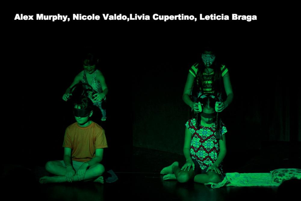 Alex Murphy, Nicole Valdo,Livia Cupe