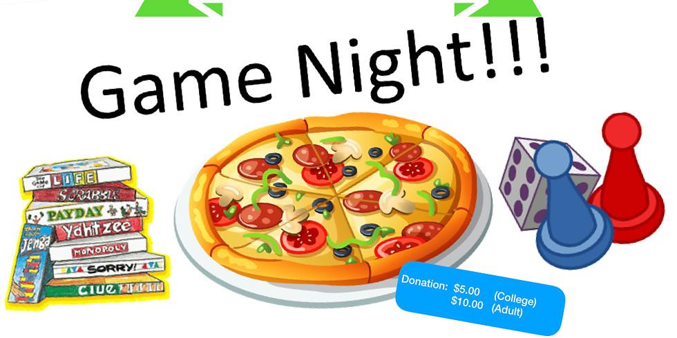 Pizza + Board Games (1)