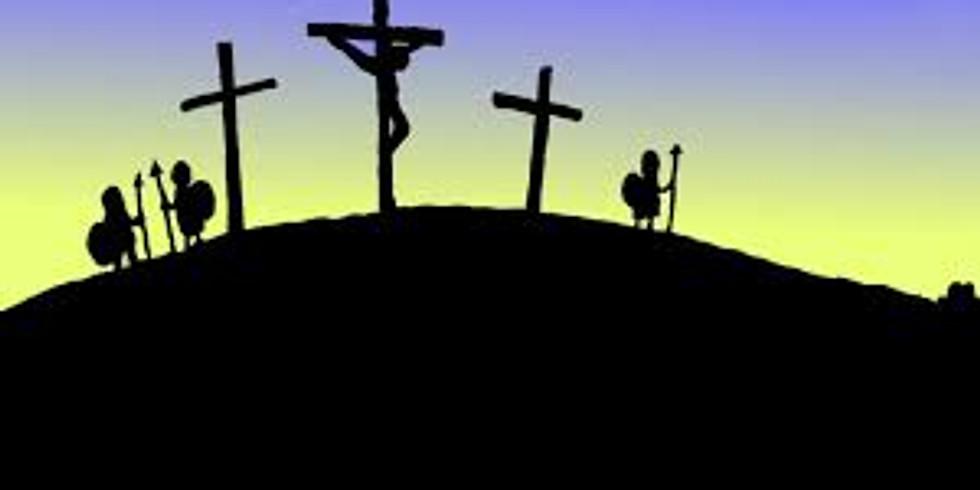 受難節聖餐崇拜 Good Friday Communion Service