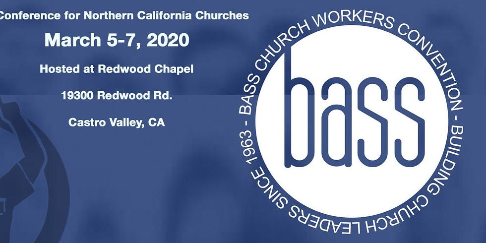 BASS Convention (灣區主日學)