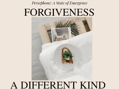 Forgiveness: A Different Kind of Strong