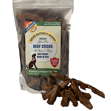 Organic Beef Sticks