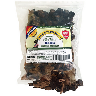 Tail Mix Beef Variety Pack