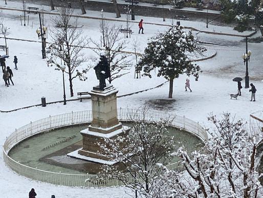 Enero en OYMYAKON