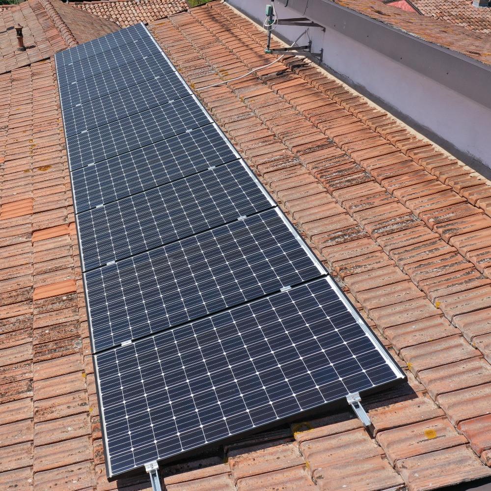Stato Pannelli solari