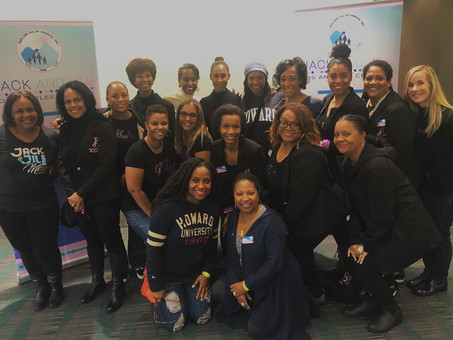 Teen Summit during the Black College Expo