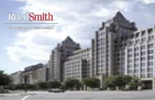 Reed Smith - 1301 K Street, Washington, DC