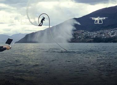 tournage prise de vue drone video flyboa