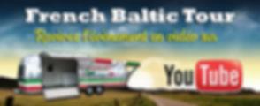 Bannière French Baltic Tour