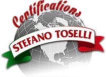 Certifications Stefano Toselli