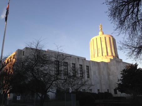 Mid-session 2018 Legislative Report