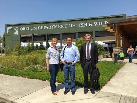 Humane Oregon Testifies On Cougar Management Plan