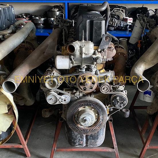Ford Cargo 4136 Motor
