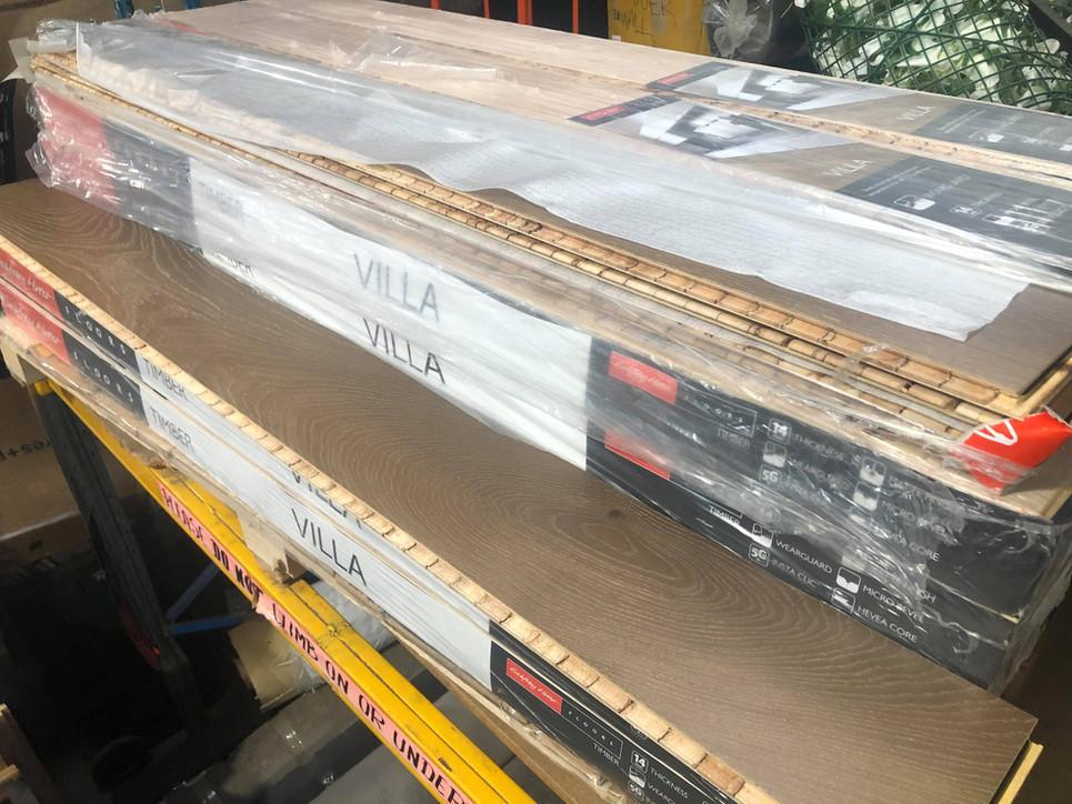 Real Timber - Villa Brown Sugar