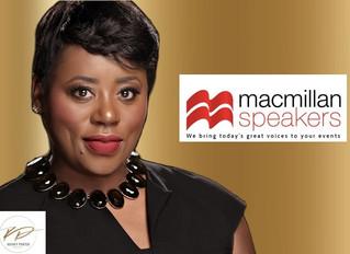 Porter Brown Associates Principal represented by Macmillan Speakers