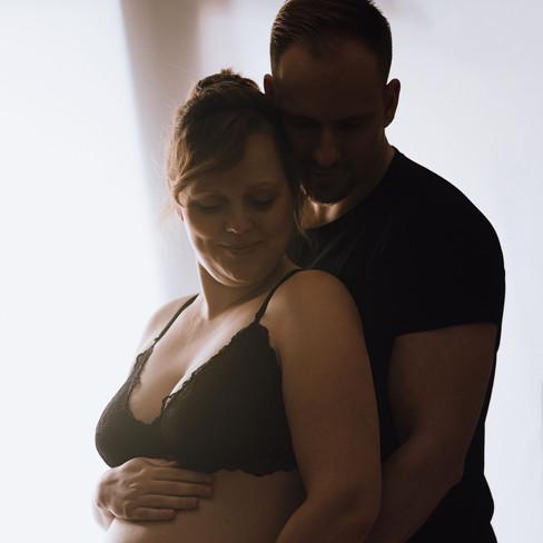 Babybauchfotos SchwangerschaftsfotosAnna
