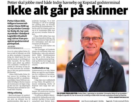 Intervju med Petter Eiken 20.1.21