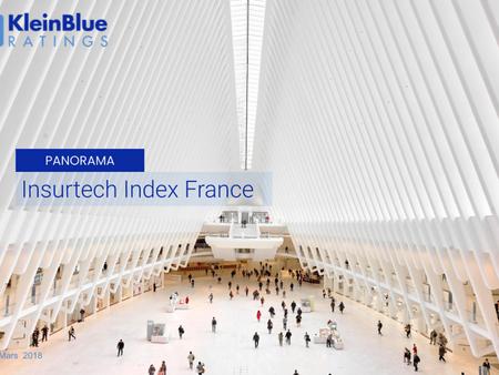 Insurtech Index France 2018