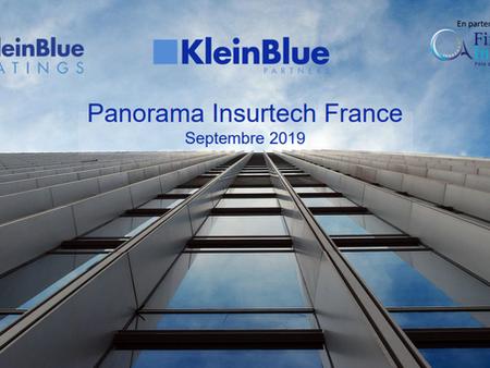 Panorama Insurtech France avec Finance Innovation