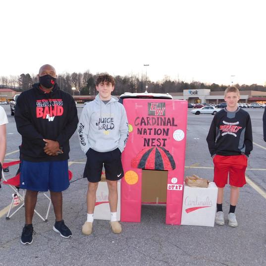 East Wilkes High School- Athletics
